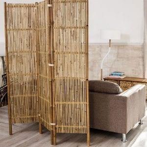 Biombos de Bambú oferta