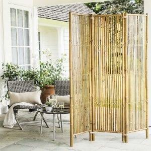 Biombos de Bambú online