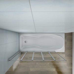 Biombos baño tienda