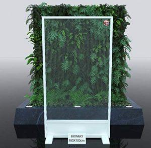 Biombos transparentes características