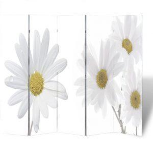 biombos de flores barato