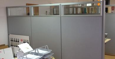 Biombos de Oficina