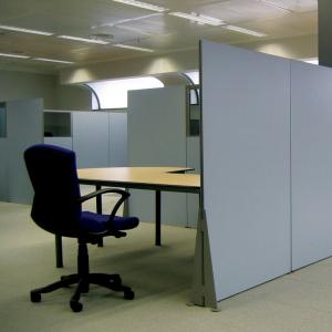 Biombos de Oficina características